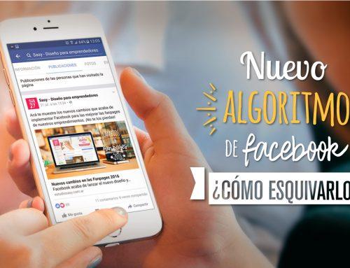 Nuevo algoritmo de Facebook: ¿Cómo esquivarlo?
